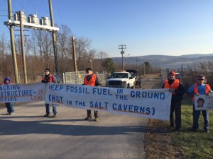 Seneca Lake protesters 12-7-2015