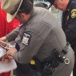 Santa arrested at Seneca Lake gas storage facility